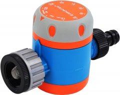Таймер для полива Gruntek механический 1-клапанный (296225111)