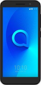 Мобильный телефон Alcatel 1 1/16GB Dual SIM Volcano Black (5033D-2LALUAF)