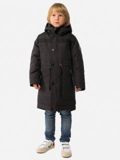 Зимняя куртка-парка Milhan 528 140 см Графитовая (mh2000000042947)
