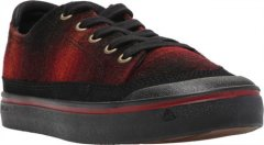 Жіночі кеди Keen Elsa IV Sneaker Red Plaid/Black 40.5 (150355)