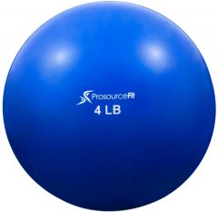 Мяч утяжеленный ProSource Toning Ball 1.8 кг Синий (ps-2222-smb-4lb)