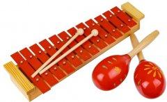 Перкуссионный набор Gewa Streetlife Kids Percussion Set (ANL4419X)