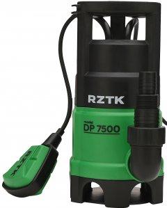 Насос дренажный погружной RZTK DP 7500