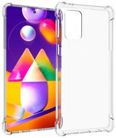 Панель BeCover Anti-Shock для Samsung Galaxy M31s SM-M317 Clear (BC_705233)