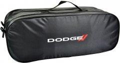 Сумка-органайзер в багажник Додж черная размер 50 х 18 х 18 см (03-054-2Д)