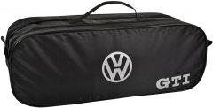 Сумка-органайзер в багажник Фольцвагнен Джей те черная размер 50 х 18 х 18 см (03-103-2Д)