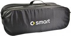 Сумка-органайзер в багажник Смарт черная размер 50 х 18 х 18 см (03-104-2Д)