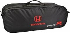 Сумка-органайзер в багажник Хонда Тайп-Р черная размер 50 х 18 х 18 см (03-102-2Д)