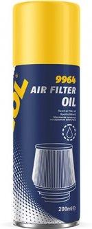 Пропитка воздушных фильтров Mannol Air Filter Oil 0.2 л (441/15)