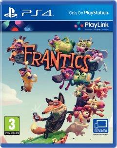 Игра Frantics для PS4 (Blu-ray диск, Russian version)