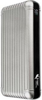 УБМ Krazi Air MaQ Power Bank 20000 mAh 74W Silver (2099900796791)