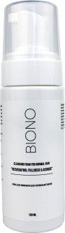Пенка для умывания Biono Resveratrol fullness & Acorus для нормальной кожи 150 мл (218825113111)