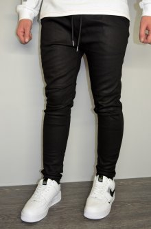 Чоловічі джинси hype drive black розмір XXL J-045