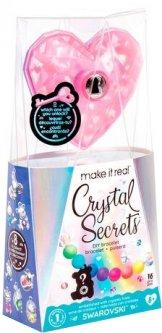 Набор для создания шарм-браслетов Make it Real Кристальный секрет (MR1711)