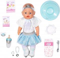 Кукла Baby Born серии Нежные объятия Балеринка-снежинка 43 см с аксессуарами (831250)