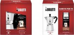 Набор Bialetti Moka Гейзерная кофеварка на 6 чашки + 200 гр кофе (0003532)