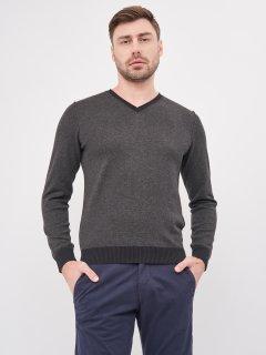 Пуловер Celio Fescollo 60027060 S Графитовый (3596654525442)