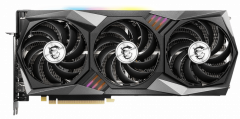 MSI PCI-Ex GeForce RTX 3070 Gaming X Trio 8GB GDDR6 (256bit) (14000) (HDMI, 3 x DisplayPort) (RTX 3070 GAMING X TRIO)