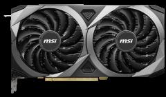 MSI PCI-Ex GeForce RTX 3070 VENTUS 2X OC 8GB GDDR6 (256bit) (14000) (HDMI, 3 x DisplayPort) (RTX 3070 VENTUS 2X OC)