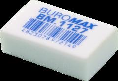 Набор ластиков Buromax прямоугольные 48 шт Белый (BM.1127)