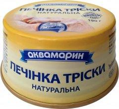 Печень трески Аквамарин 190 г (5901489999982_590148999998)