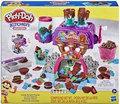 Игровой набор Hasbro Play-Doh Фабрика конфет (E9844)