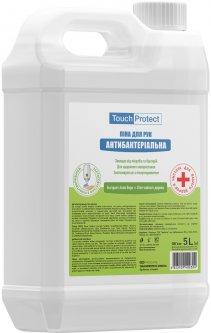 Антибактериальная пена для рук Touch Protect Алоэ вера-Чайное дерево 5 л (4823109402324)