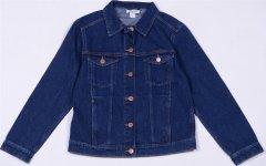 Куртка джинсовая Monki 04955245 XS Синяя (GT02000000006258_KZ2000000781167)