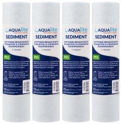 Картридж механической очистки Aqualite PS1 (1 микрон) (упаковка 4 шт)