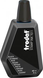 Штемпельная краска на водной основе Trodat 7011 60 мл Черная