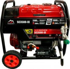 Генератор Vulkan SC3500-III (Gasoline/LPG)