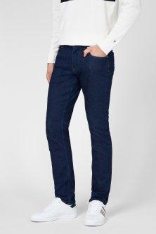 Чоловічі темно-сині джинси SLIM BLEECKER Tommy Hilfiger 36-34 MW0MW14294