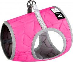 Шлея Collar мягкая AiryVest ONE S1 40-45 см Розовый (29417)