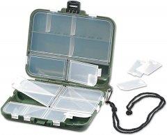 Коробка для приманок Balzer Tackle Mate Box двухсторонняя 12х10.5х3.5 см (18330 000)