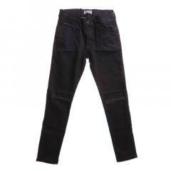 Штани джинсові для дівчинки BREEZE 20214 140 см чорний (411000)