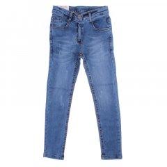 Штани джинсові для дівчинки SERCINO 59923 128 см синій (172928)