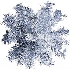 Шар-снежинка Новогодько (YES! Fun) большой (мишура) d-60 (901454)
