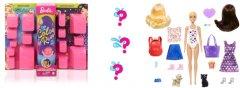 Игровой набор с куклой-сюрпризом Barbie Яркое превращение день/ночь (в ассортименте) (GPD54)