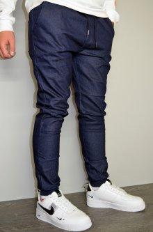 Чоловічі джинси hype drive blue розмір XXL J-046
