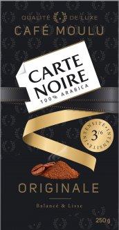 Кофе молотый Carte Noire Original 100% Арабика 250 г (8714599108048)