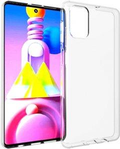 Панель BeCover для Samsung Galaxy M51 SM-M515 Transparancy (BC_705349)