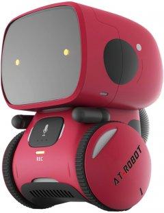 Интерактивный робот AT-Robot с голосовым управлением Красный (AT001-01-UKR)