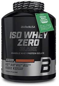 Протеин Biotech ISO Whey Zero Black 2270 г Strawberry (5999076236923)