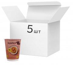 Упаковка каши Bonner Кус-кус Тыква и Болгарский перец 60 г х 5 шт (3000030030166)