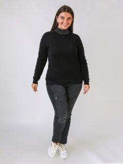 Брюки джинсы 795300-0134-98 темно-серый 40