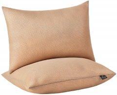 Набор подушек для сна Sei Design Air Therapy антиаллергенных Бежевых 50х70 2 шт (4820227283378)