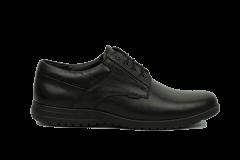 Полуботинки мужские Bertoni 40 черный (790/40/ЦО0002684)