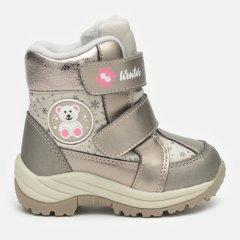 Ботинки B&G HL21-1/29 25 16.5 см Серые (2000000405940)