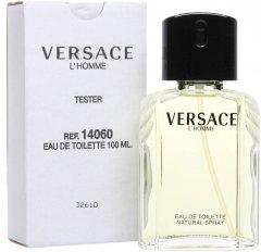 Тестер Туалетная вода для мужчин Versace L'Homme Versace 100 мл (8011003996735)