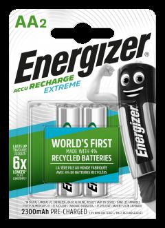 Аккумулятор Energizer Extreme АА 2300 мАч 2 шт (7638900416893)